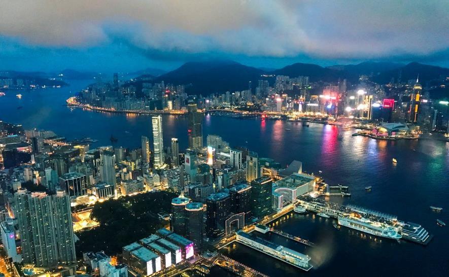 香港で開催されたGlobal Fintech Investment Summitに参加しました!